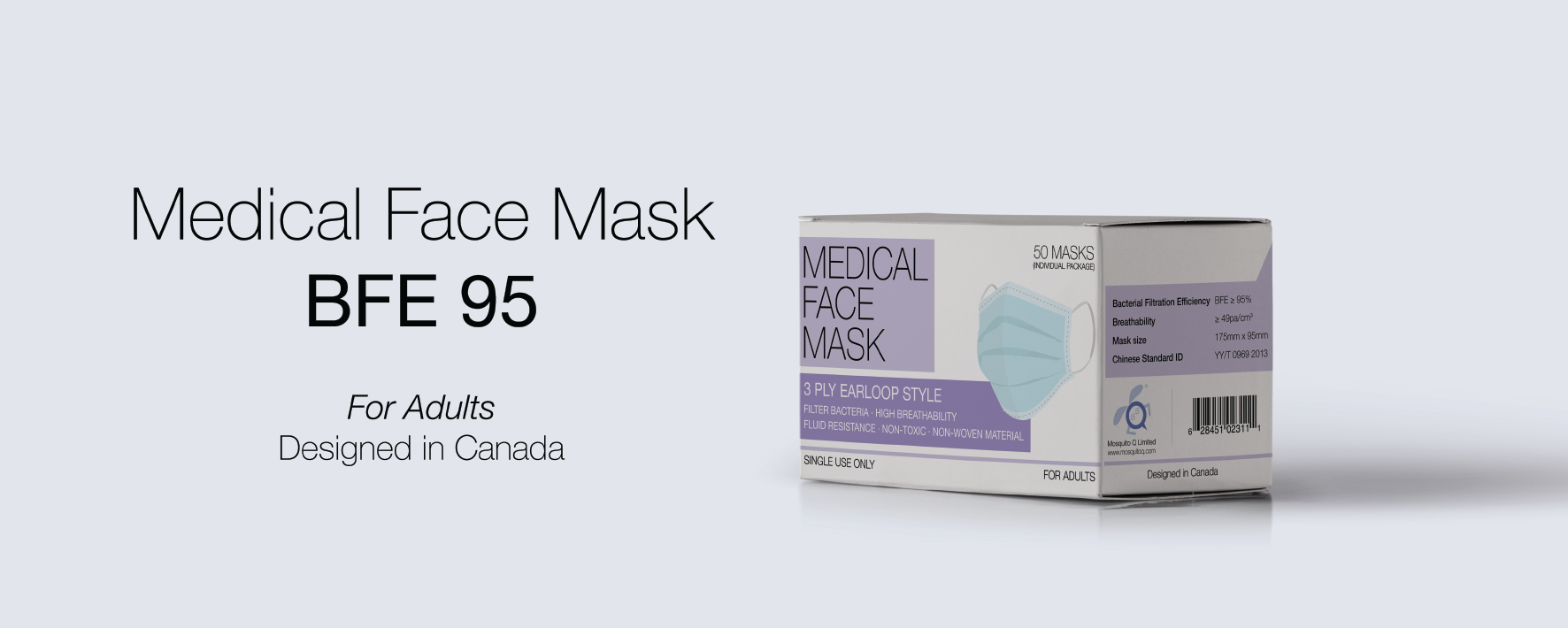adults BFE medical face mask